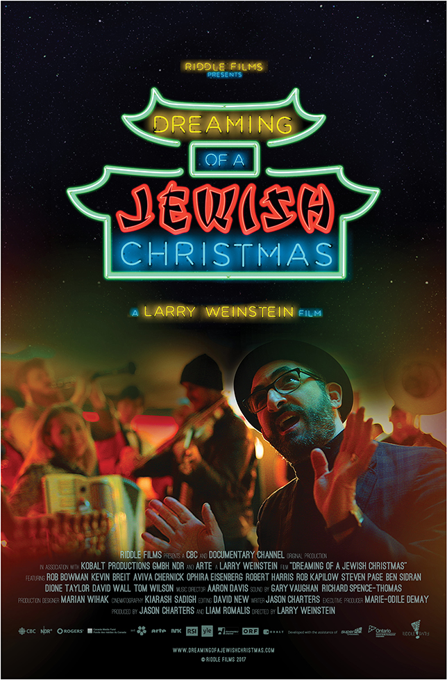 Dreaming of a Jewish Christmas image cover
